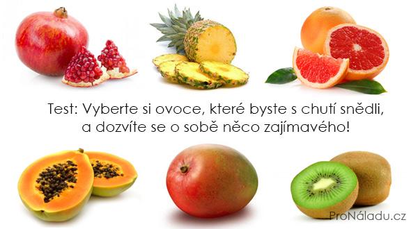 test-ovoce
